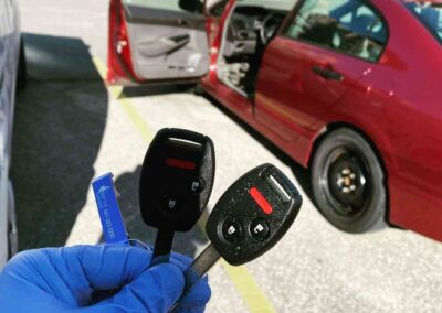 GM ignition keys done