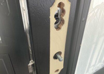 Specialty entry door locks